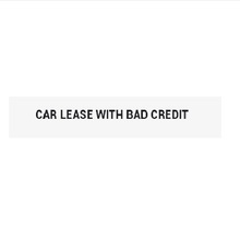 Car Lease With Bad Credit NY